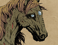 Hell horse