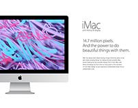 Vector - Photorealistic iMac illustration