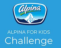 Alpina for kids challenge