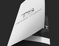 Presser Studios - Brochure Design