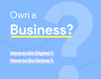 Do you Own a Business?