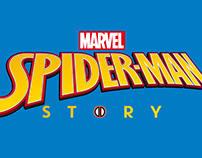 Spider Man Story Hachette Heroes