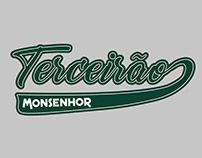"""Camiseta """"Terceirão Monsenhor 2017"""""""