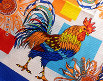 Symbol 2017 - Rooster!