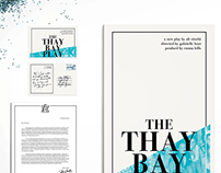 Visual Branding for the Thay Bay Play