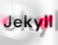 Jekyll Company — concept design