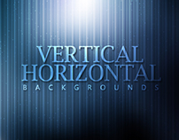 40 Vertical and Horizontal Backgrounds - $3