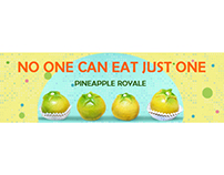 Web Banner for Onnyx Sweets