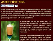Post: Como beber café no Verão?