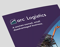ARC Logistics Trifold