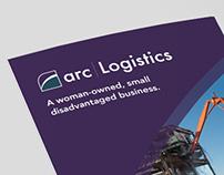 ARC Logistics Trifold
