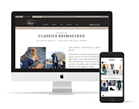 G.H. Bass // Classics Reimagined Campaign