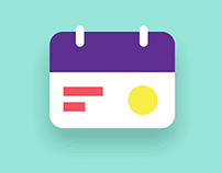 Material Design & GIF pattern Icon