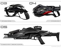 Weapon concept 2