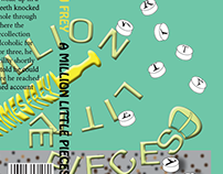 A Million Little Pieces Cover redesign