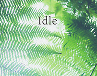 Growth : Published in Idle Magazine third issue