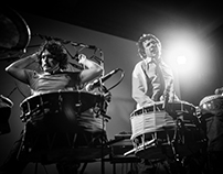 Percussion Voyager live @ Macro - Roma