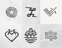 Sketch to Vector Logofolio