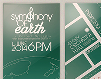 Poster Music Concert