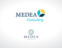 Logo redesign and Corporate Identity | Medea Consulting