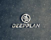 Logo Design For Deep Plan