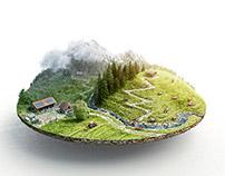 Swiss Milk - Micro World