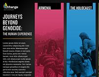 Chhange: Journeys Beyond Genocide Exhibit App