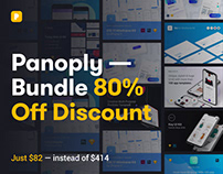Panoply Store - Design Bundle - 80% Discount Offer