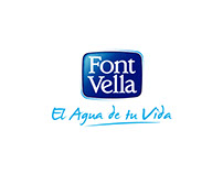 Font Vella, Agua Equilibrada - Anthrfrmt