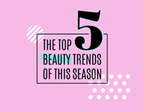Beauty Trends Of This Season | GIFs