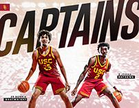 USC Basketball Captain Announcement