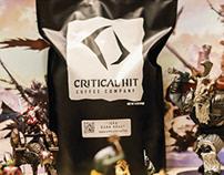 Critical Hit Coffee Identity