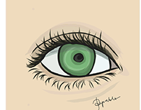 Eye can see you..