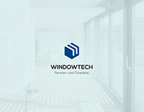 Windowtech Logo Design