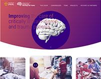 Logo et Site web de la Chaire de recherche du Canada