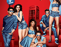 1st poster for HOUSEFULL3