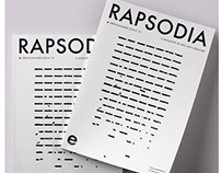 Rapsodia Magazine N°19 - participation