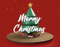Christmas Festive Ident