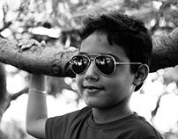 Ensaio Infantil - Átila