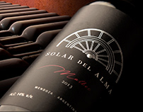 SOLAR DEL ALMA /Packaging
