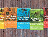 The Ecology Center Earth Day Marketing