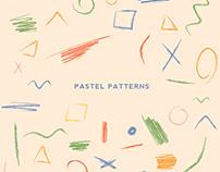 Handmade Pastel Sketches & Patterns