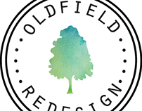 Oldfield Redesign Logo