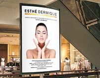 ESTHE DERMIQUE - logotype