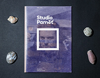 Studio Paměť Brochure