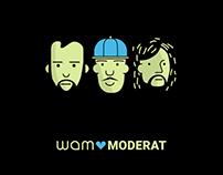Moderat Contest - WAM