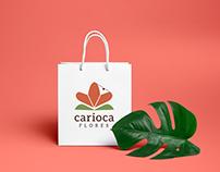 Carioca Flores - Branding