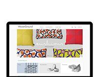 Woven - ecommerce Website
