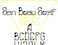 San Beau Serif