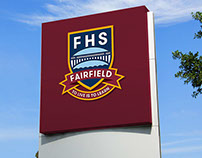 Fairfield High School Rebrand